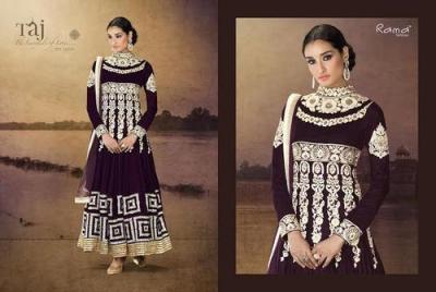 Rama Taj Black Velvet