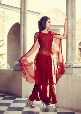 Mohini Glamour Red